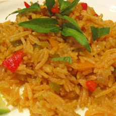 Yellow Rice - Arroz Amarillo Con Achiote
