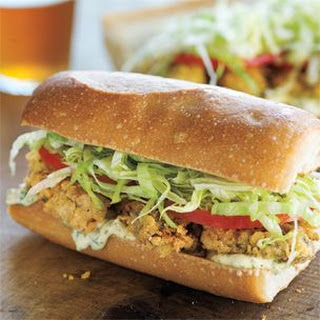Fried Oyster Po'boys