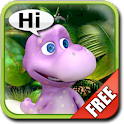 Talking Baby Dinosaur icon