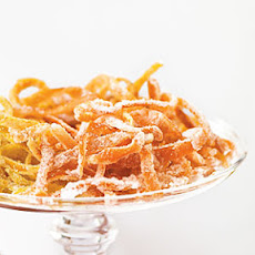 Candied Satsuma Peel