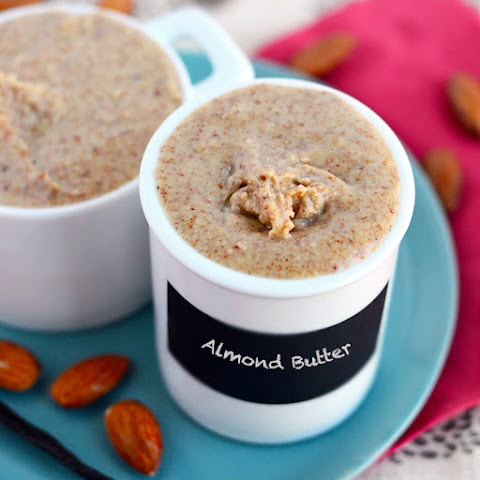 Vanilla Bean Almond Butter
