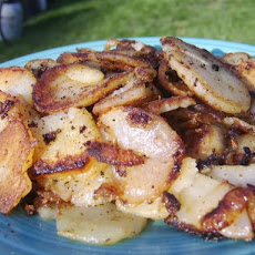 Uncle Bill's Fried Potatoes and Onions