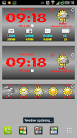 Screenshot of C Widget Free