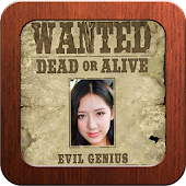 Download Most Wanted Photo Poster Frame APK on PC