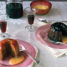 Individual Fig or Apricot Steamed Puddings