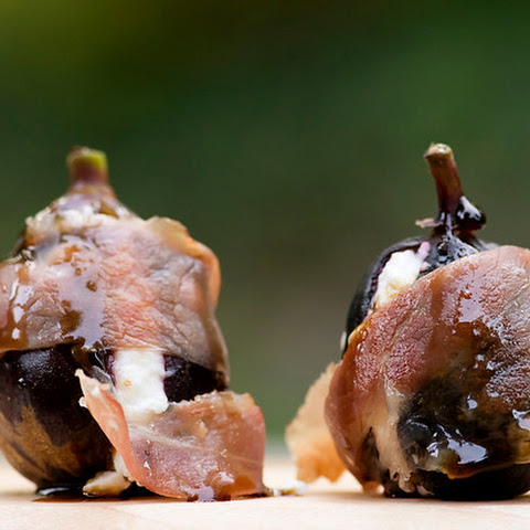 Grilled Figs With Goat Cheese And Prosciutto Recipes — Dishmaps