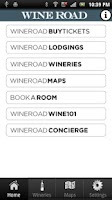 Screenshot of Wine Road : Northern Sonoma
