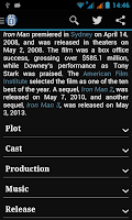 Screenshot of Wikie Talkie - Wikipedia
