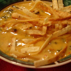 Amazing Chicken Tortilla Soup