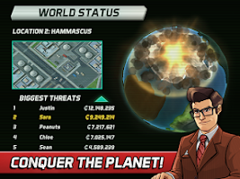 Screenshot of Colossatron