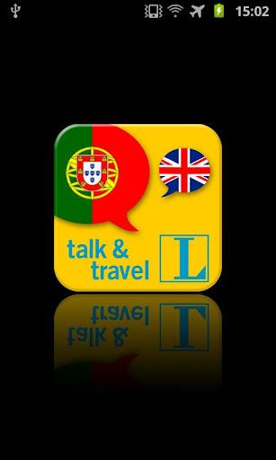 Portuguese talk travel