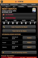 Screenshot of AS Roma Mobile