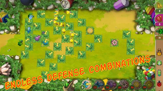 Bug Rush Full apk screenshot