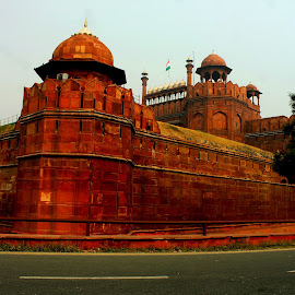 Pride of India by Santanu Dutta - Buildings & Architecture Public & Historical