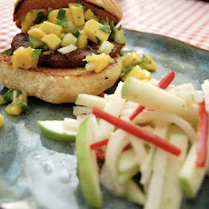 Jícama-Apple Slaw
