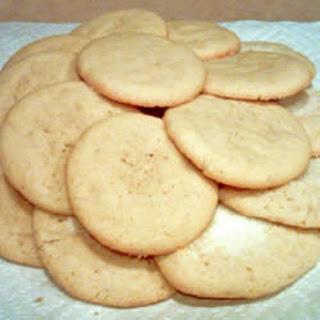 Powdered Sugar Cookies Oil Recipes