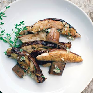 Grilled Porcini Mushrooms