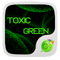 Download Toxic Green GO Keyboard Theme APK for Laptop