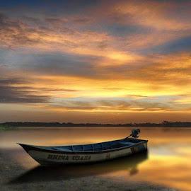 * Cengklik 002 * by Ari Sarasto - Transportation Boats