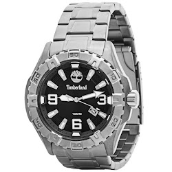 Timberland Gilford Watch - Metal Bracelet (For Men)