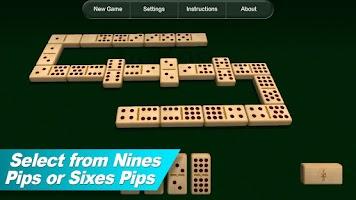 Screenshot of Domino