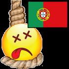 Jogo da forca - Jogo português icon