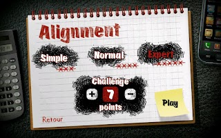Screenshot of Alignment exclu Galaxy note