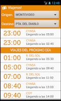 Screenshot of Viajeros! UY
