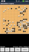 Screenshot of Online Go