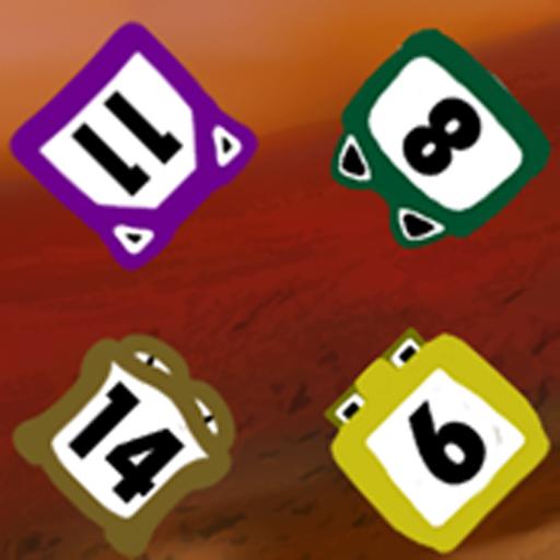 MartianMath 解謎 App LOGO-APP試玩