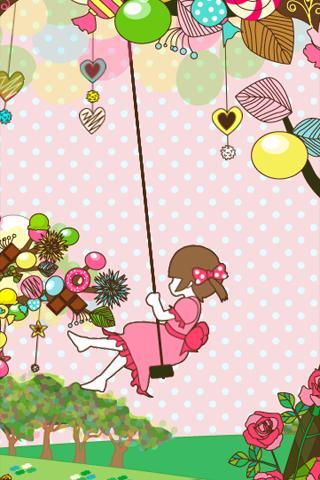 sweet tree ライブ壁紙[FL ver.]