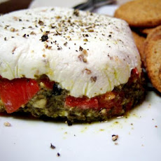 Goat Cheese Torte