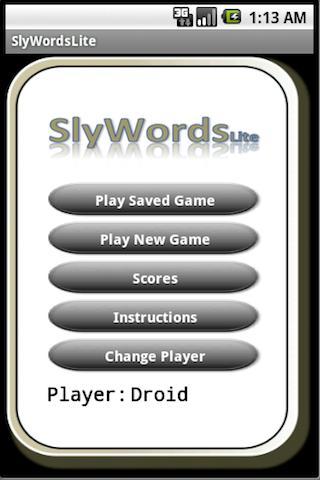 SlyWordsLite