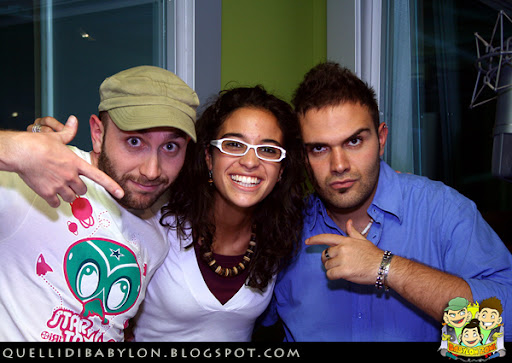 South, Daniela e Lucifero