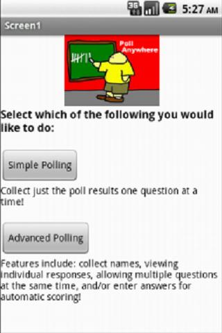 polltogo : Create polls accessible to voters on any mobile device