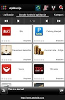 Screenshot of Android Srbija (android.co.rs)
