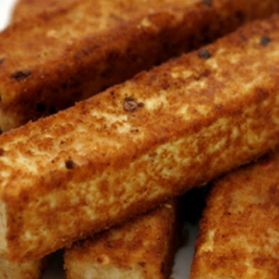 Savory Grilled Tofu On-A-Stick