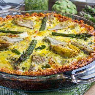 Pesto Cheese Quiche Recipes