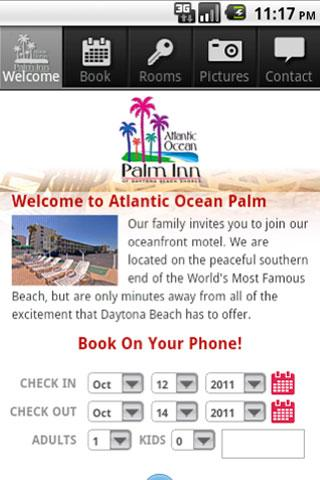 Atlantic Ocean Palm