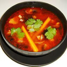 Devil's Tom Yum Soup