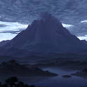 Live Wallpaper - MountainStorm icon