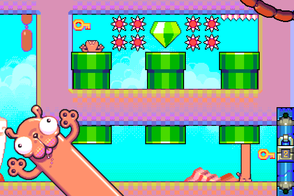Silly Sausage in Meat Land Screenshot 10