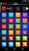 Screenshot of Yoma - Icon Pack