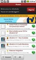 Screenshot of Xoom Forums