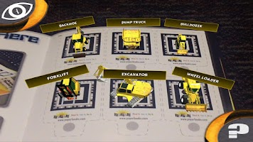 Screenshot of Popar Construction Machines 3D