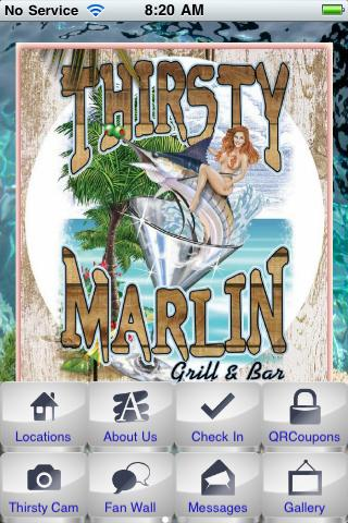 The Thirsty Marlin