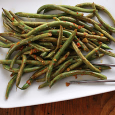 Kim Alter's Late-Night Green Beans Recipe