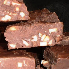 Easy As Microwave Chocolate Fudge