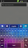 Screenshot of Keyboard for LG G Pro 2