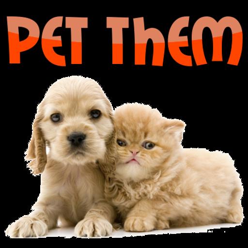 Pet Them: Baby Animals (NoAds) 休閒 App LOGO-硬是要APP